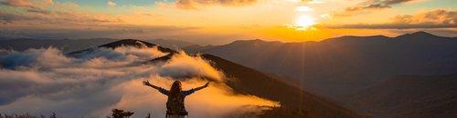 Blue Ridge Sunsets