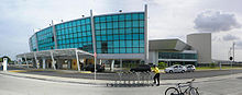 Presidente Castro Pinto International Airport