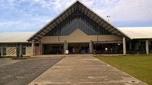 Santo-Pekoa International Airport