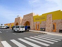 Aristides Pereira International Airport