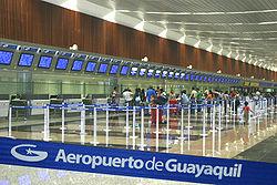 José Joaquín de Olmedo International Airport