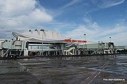 Tjilik Riwut Airport
