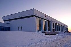 Zaporizhia International Airport