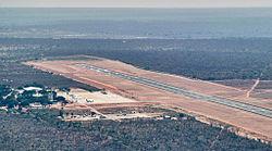 Harry Mwanga Nkumbula International Airport