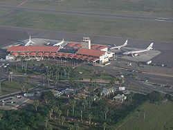 Cibao International Airport
