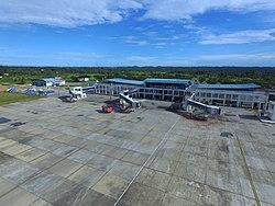 Haluoleo Airport