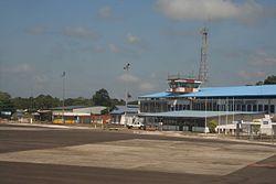 Johan Adolf Pengel International Airport
