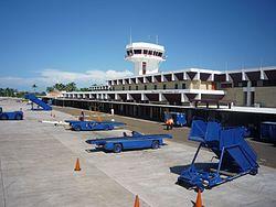 Philip S. W. Goldson International Airport