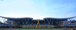 Sultan Syarif Qasim II International Airport