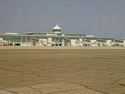 Turkmenbashi International Airport