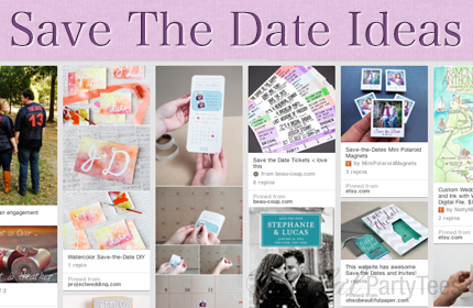 Save the Date Pinterest Thumbnail