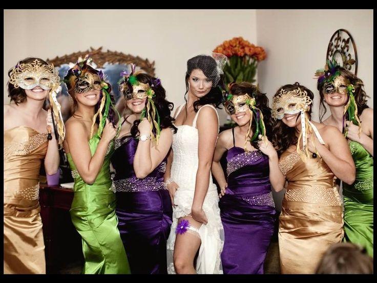 Mardi Gras Bachelorettes
