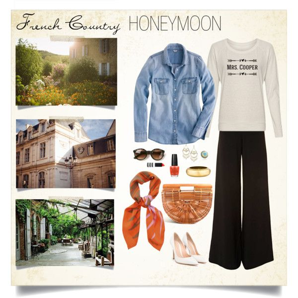 French Honeymoon Set