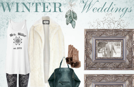Winter Wedding Lookbook