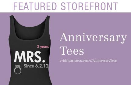 Custom Anniversary Shirts