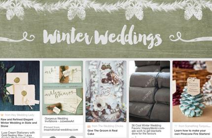 Ideas For A Winter Wedding