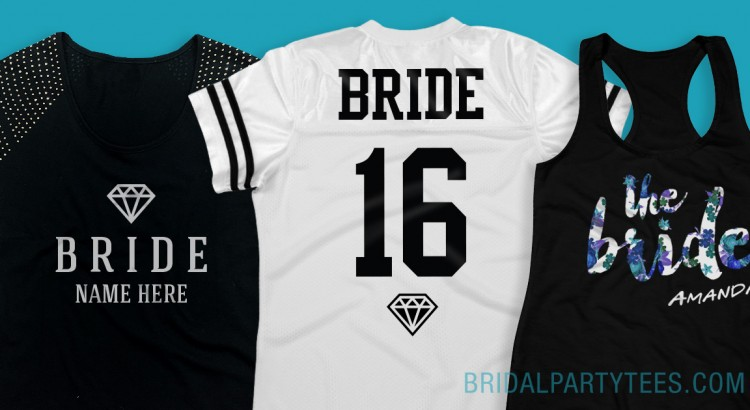 The Best Bride Shirts