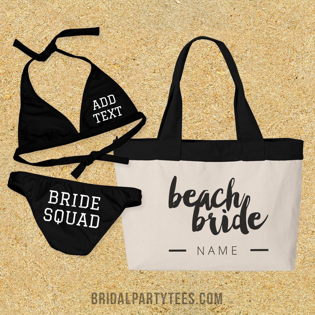 Beachy Bachelorette Party Shirts