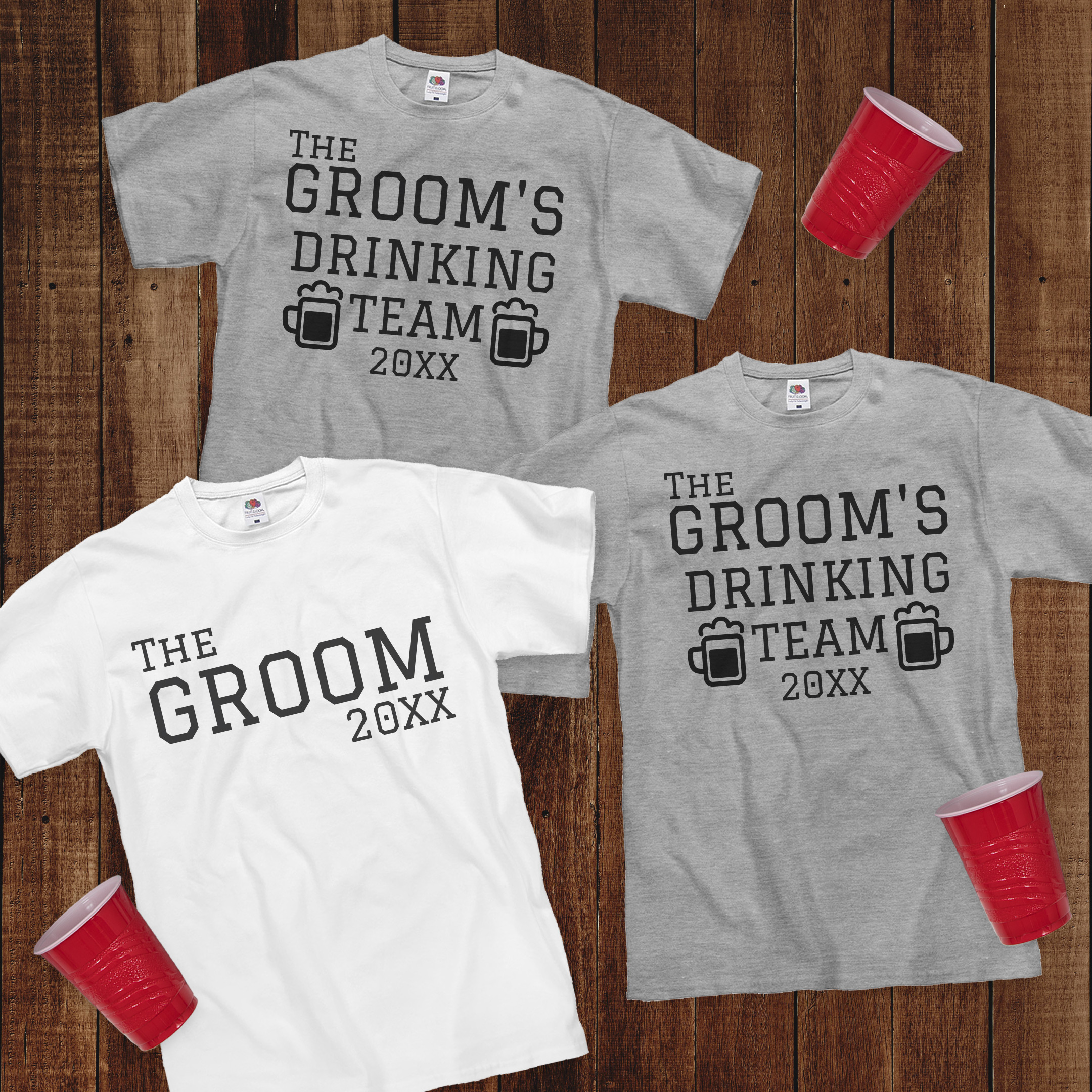 Bridal Party Shirts For Men