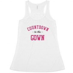 Countdown To The Gown