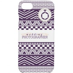 Photographer Pattern Case