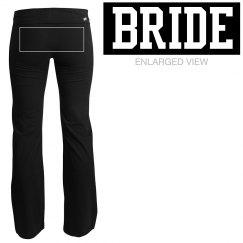 Bride Yoga Pants