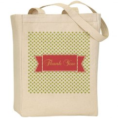 ThankYou Wedding Tote Bag