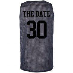 Save The Date Pinnie