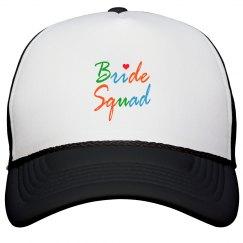 Bride Squad Hat