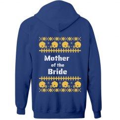 Bride's Mother Ugly Hoodi