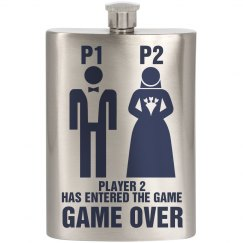 The Game Over Groom