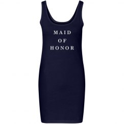 Maid Of Honor Little Black Dress