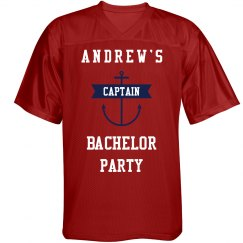 Nautical Bachelor Party