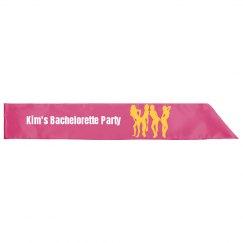 Bachelorette Party Sashes