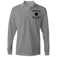 Grey Groom Golf