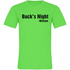 Buck's Night