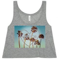 Palm Trees Bride