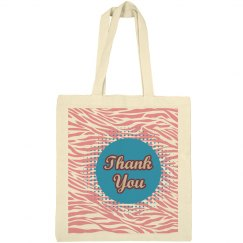 Wedding ThankYou Tote Bag
