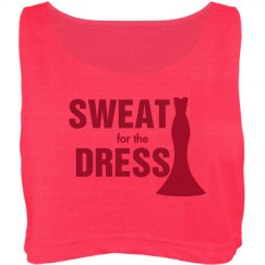 Sweat For The Dress Tank
