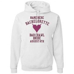 Rachel's Bride Sweatshirt