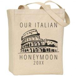 Italian Honeymoon Bag
