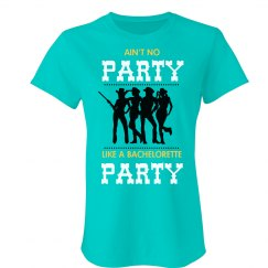 Ain't No Party Tee