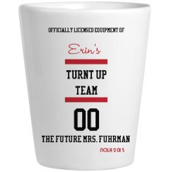 Official Turn Up Team!