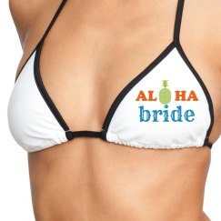 Aloha Bride Bikini