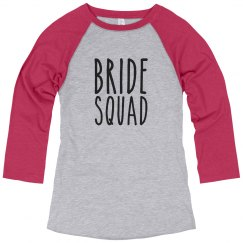 Bride Squad Tshirt