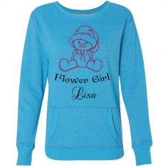 Flower Girl Sweatshirt