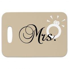 Mrs. Luggage