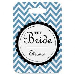 Bride's Entourage Bride