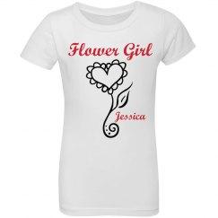 Flower Girl Raglan