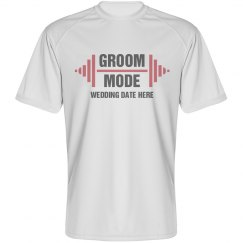 Groom Mode Tee